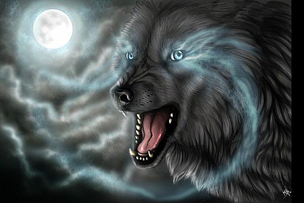 Квест на получение боевого волка. Запад