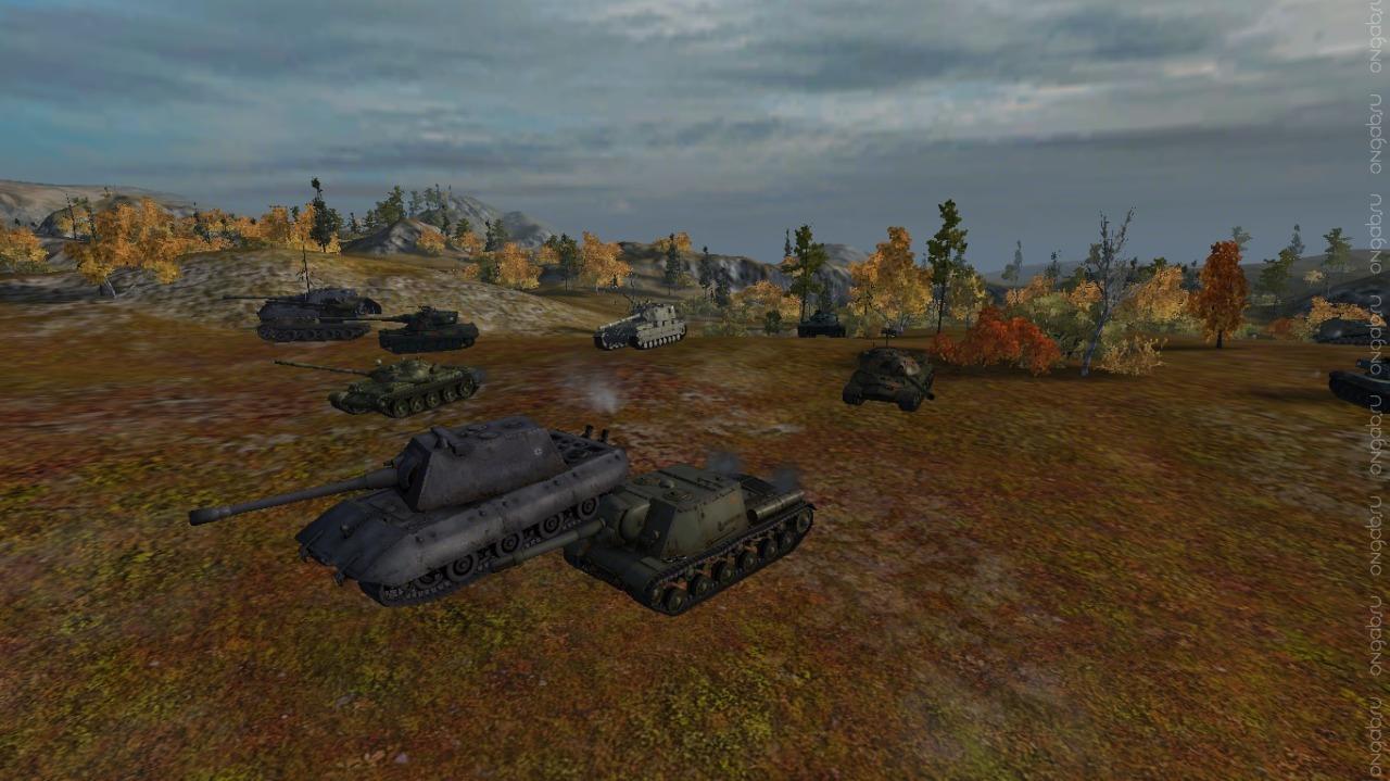 Скриншот World of Tanks #363339