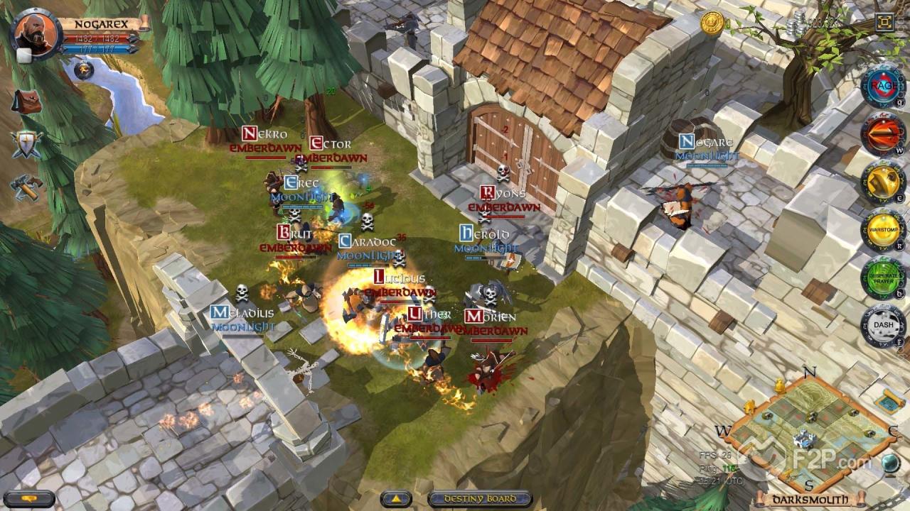 О мире игры Albion Online будет написан роман