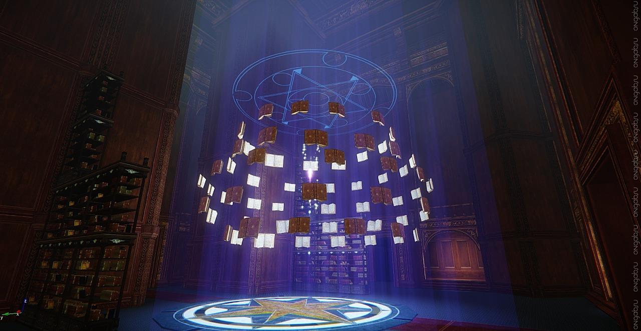 ArcheAge - Разработчики представили новый инстанс для игроков 51-55 уровней.