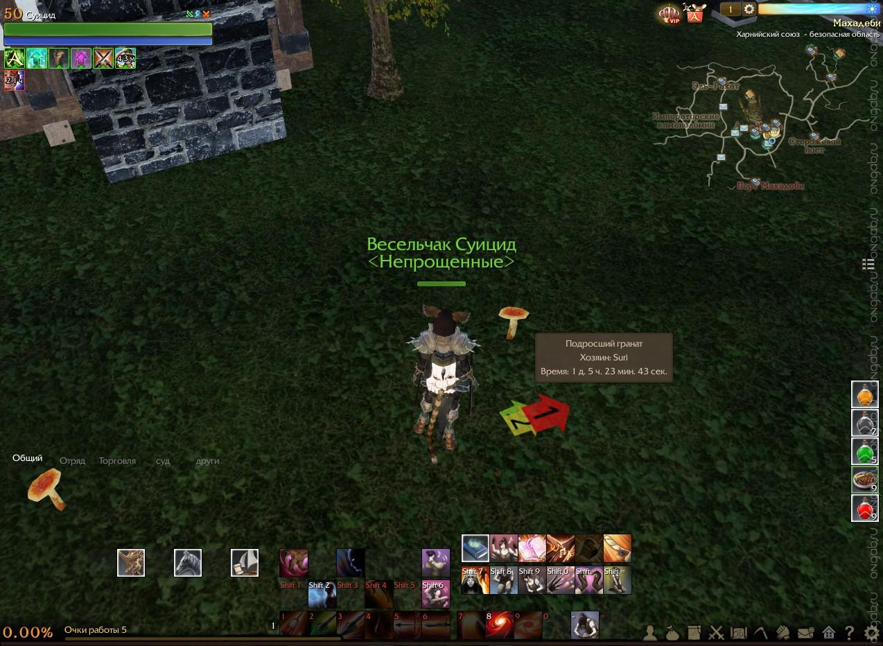 Скриншот ArcheAge #389380