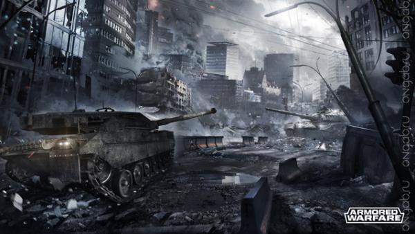 Создатели Armored Warfare рассказали о классах и схеме развития техники в игре