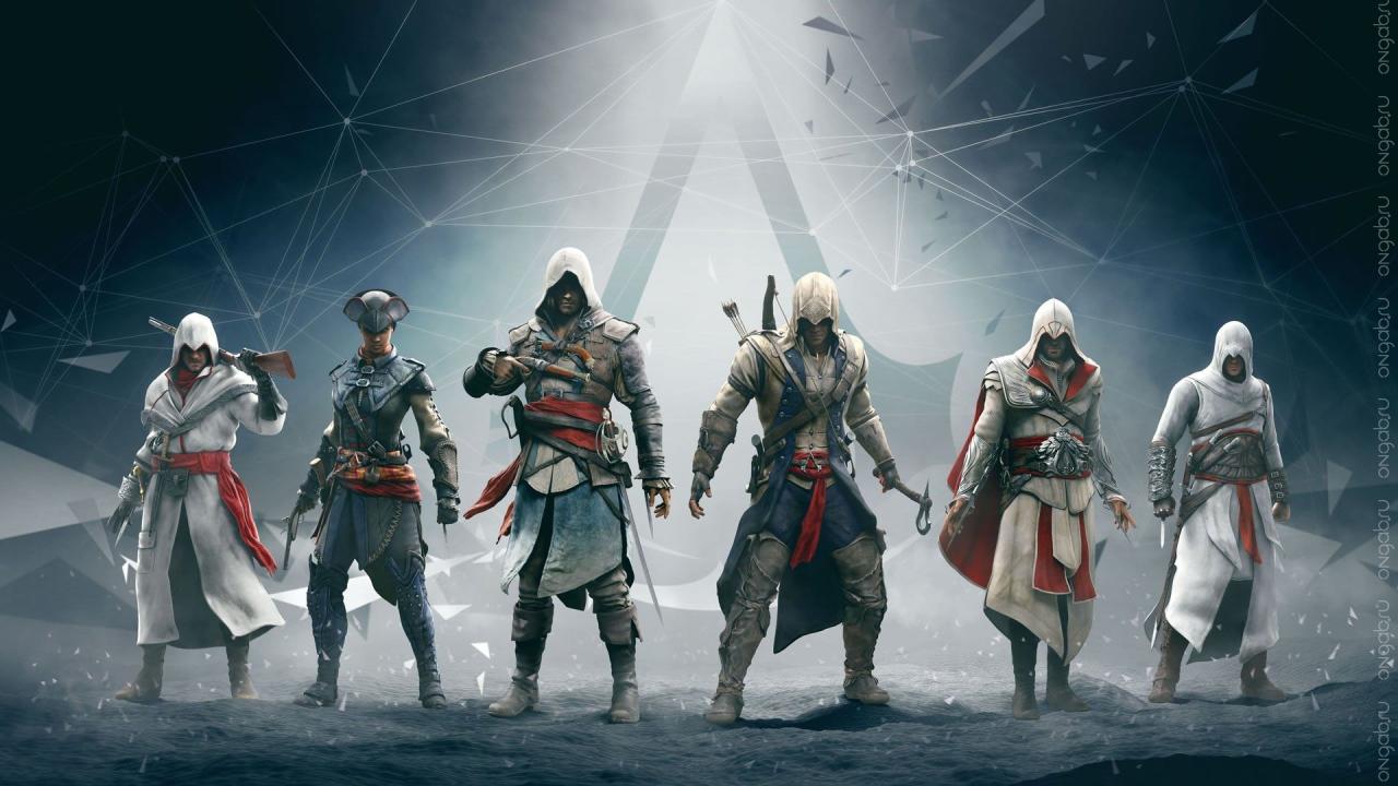 По серии игр Assassin's Creed будет снят фильм
