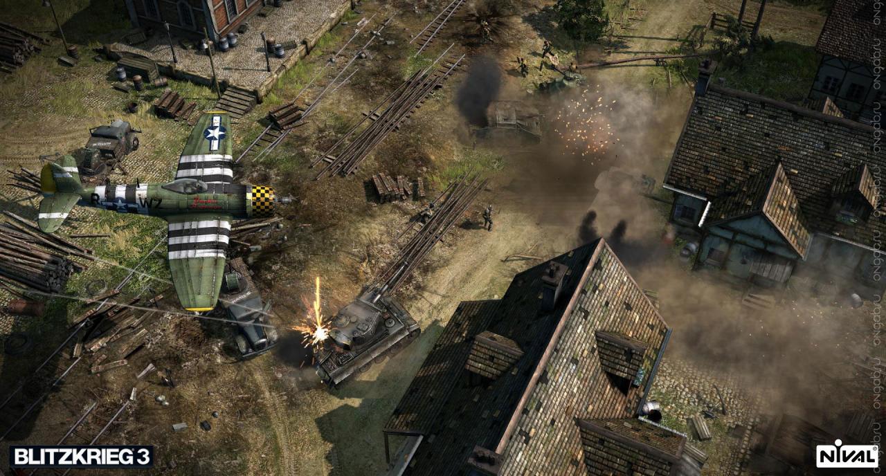 В Steam доступна ранняя версия игры