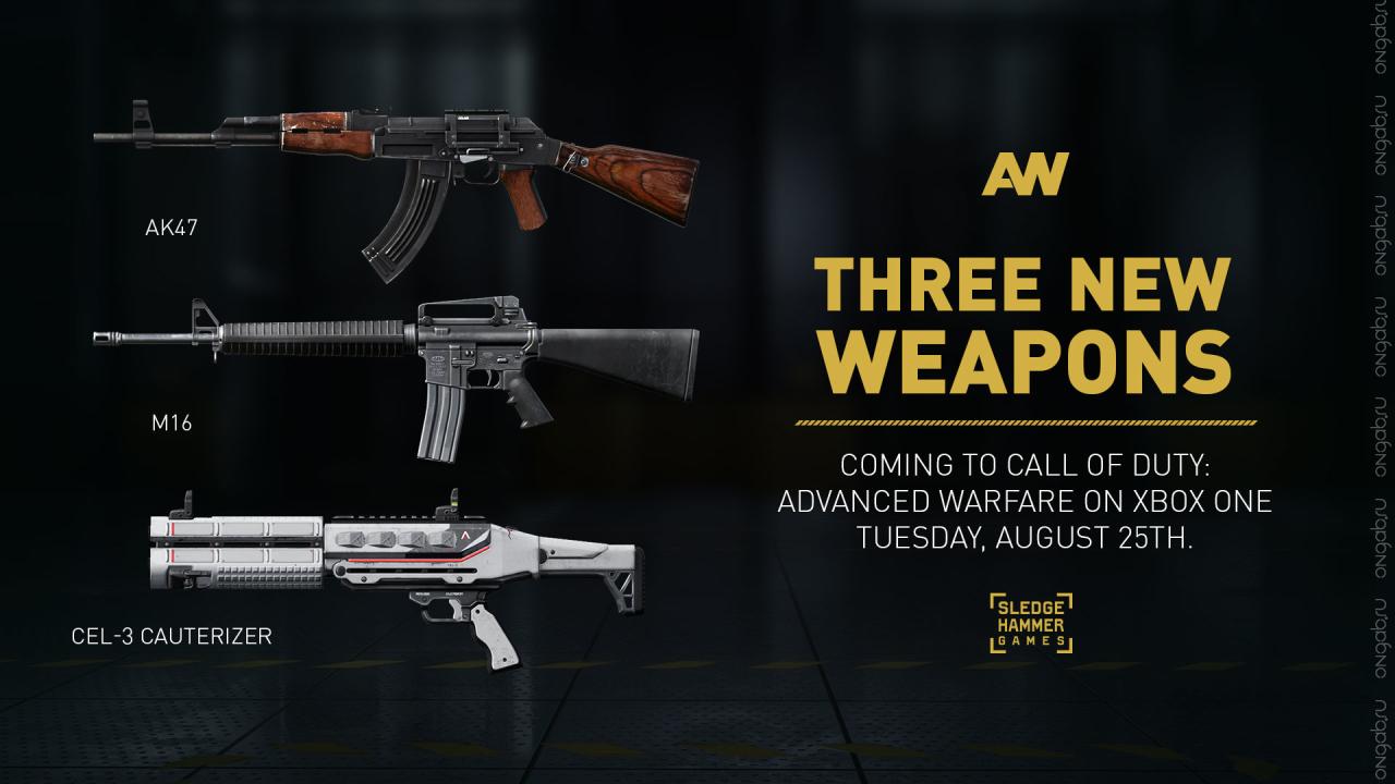 Бесплатное оружие