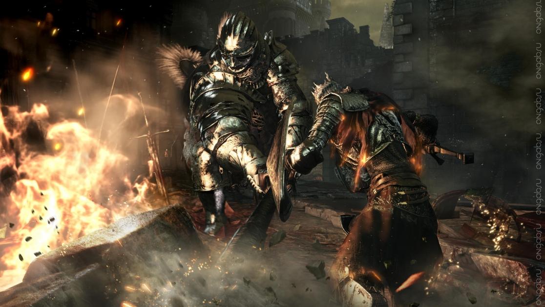 На Gamescom будет показана Dark Souls III