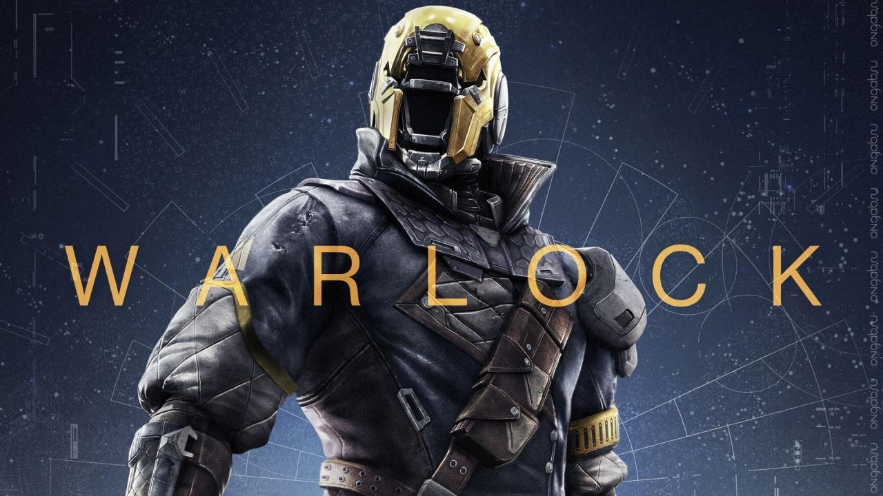 Warlock - класс персонажа в Destiny