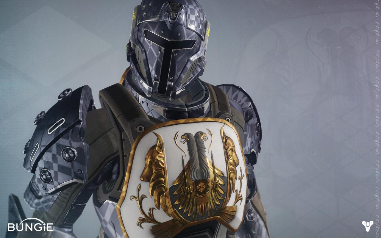 Titan - класс персонажа в Destiny