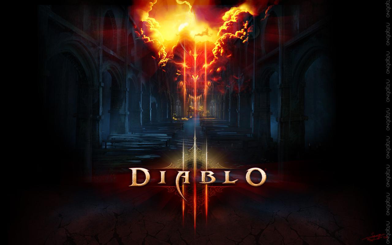 Обновление в тестовом игровом мире для Diablo III