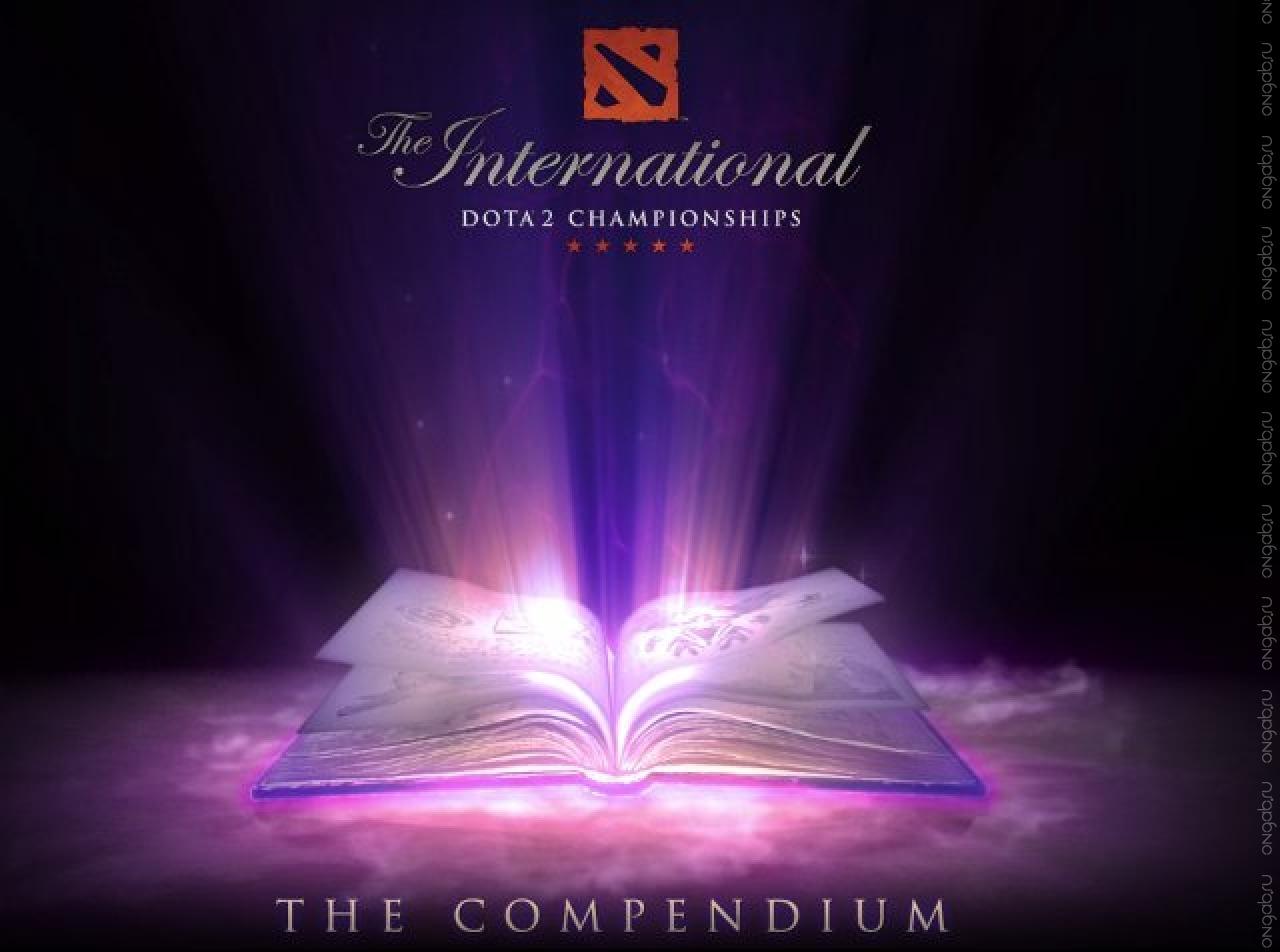 The International 2014 Compendium
