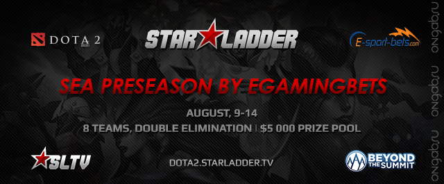 Starladder SEA Preseason