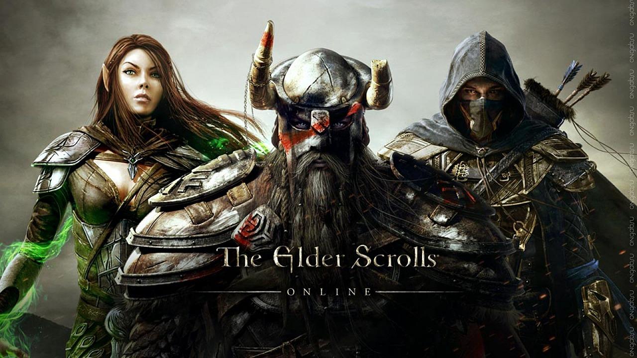 Elder Scrolls Online выйдет 4 апреля