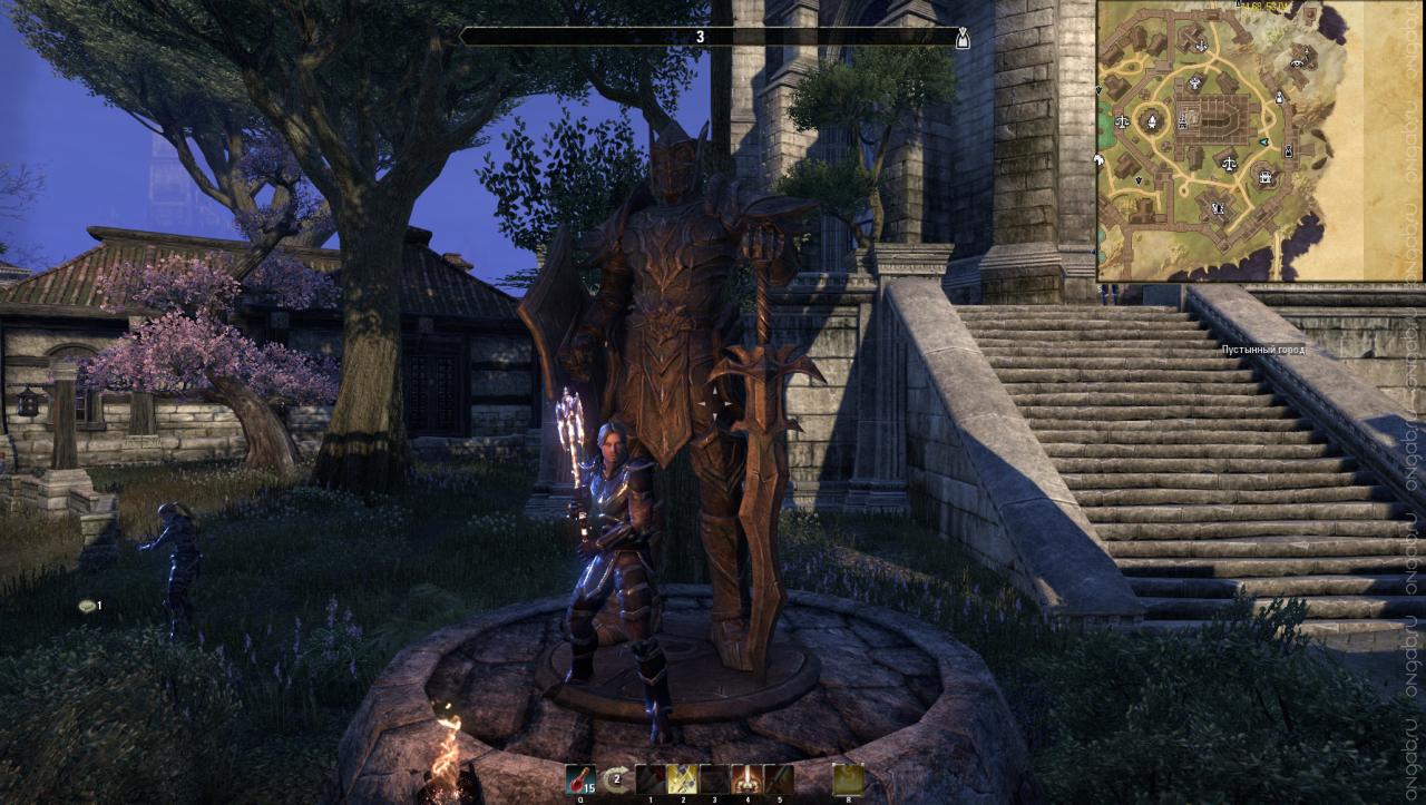 Скриншот The Elder Scrolls Online #450768
