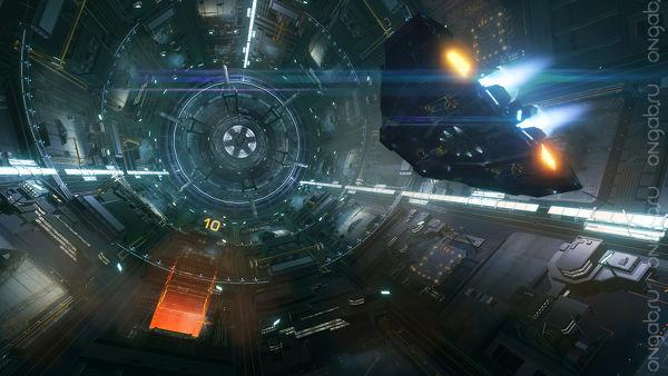 [GC2014] Elite: Dangerous - Дэвид Брэбен отвечает на вопросы о PvP и мультиплеере