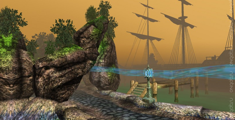 """Начался бета-тест дополнения """"The Darkened Sea"""" для EverQuest"""