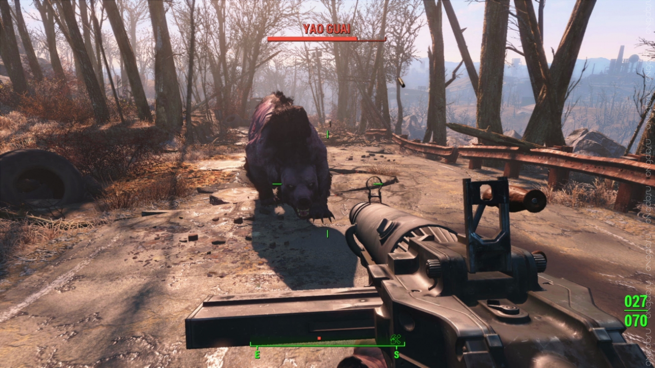 Игра содержит больше строк диалогов, чем Fallout 3 и Skyrim вместе взятые