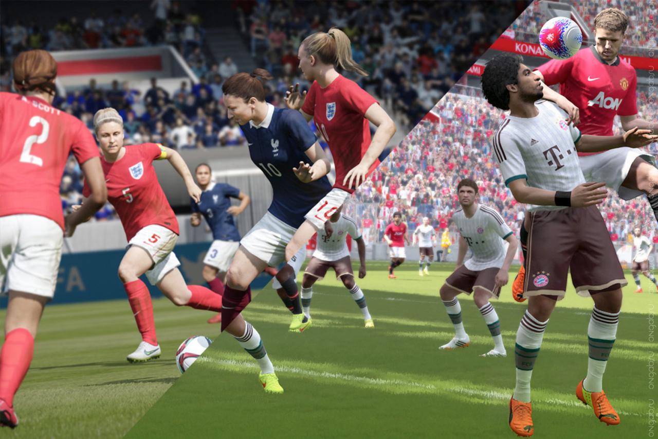 Комментировать FIFA 16 будут Генич и Черданцев
