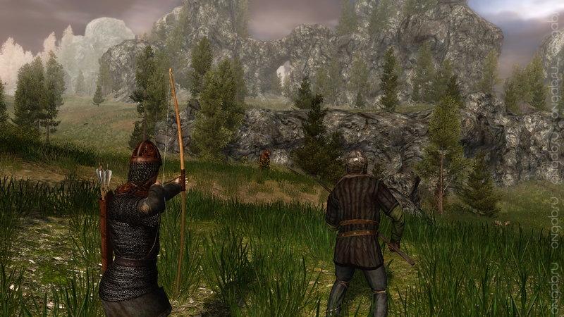 Изменения в MMORPG Gloria Victis