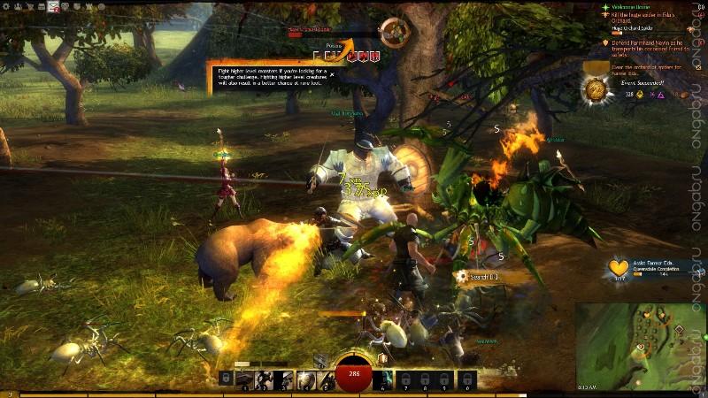 Изменения в системе ежедневных достижений в Guild Wars 2