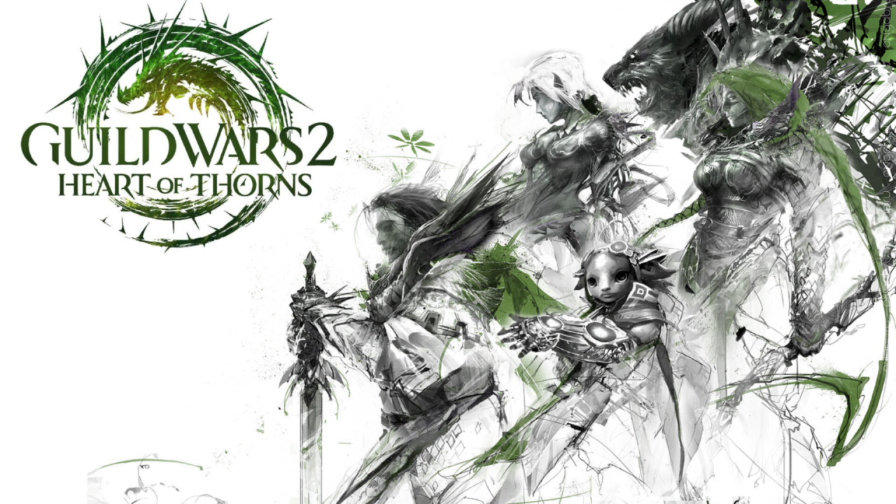 Guild Wars 2: Heart of Thorns – официальный анонс расширения