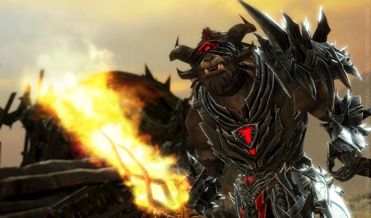 Система Masteries в Guild Wars 2: Heart of Thorns