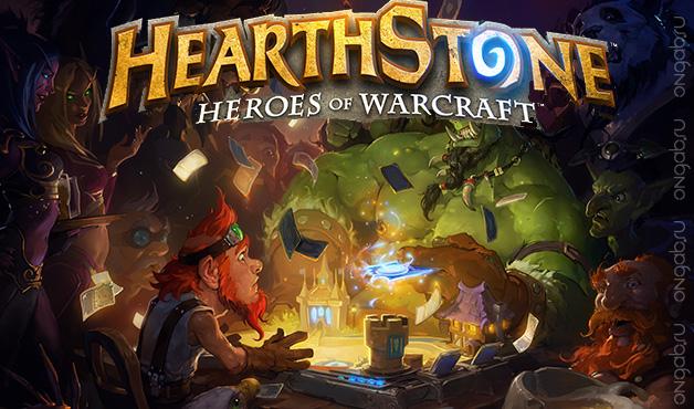 Квартал Мерзости стал доступен для игроков в Hearthstone: Heroes of Warcraft