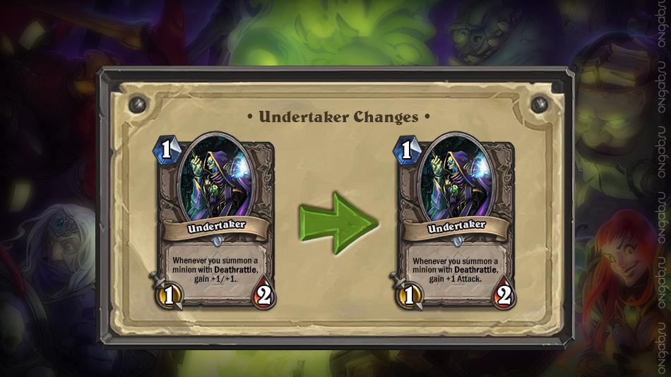 Обновлениедля Hearthstone: Heroes of Warcraft