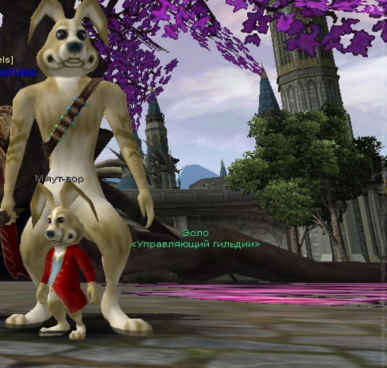 Пасхальный кролик!