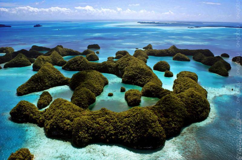 Коралловый остров:)