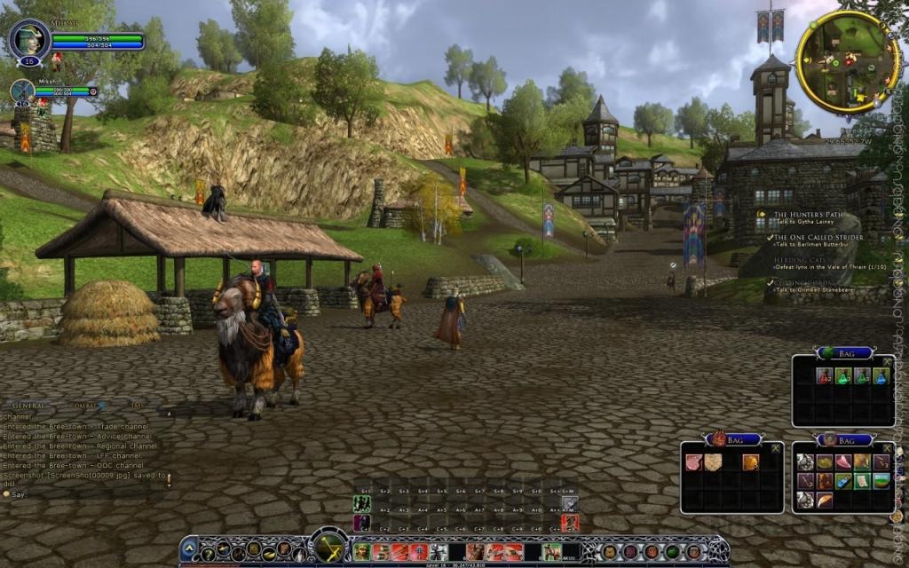 Вышло обновление 14.2 для The Lord of the Rings Online