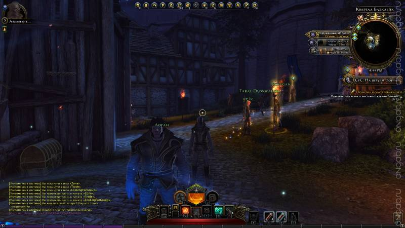 Скриншот Neverwinter Online Россомаха