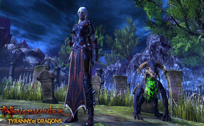 Установлено обновление «Тирания Драконов» для Neverwinter Online