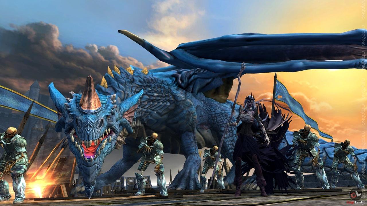 Подробности об обновлении Neverwinter Online
