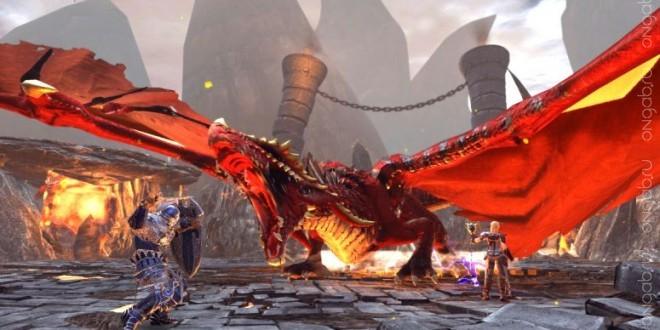 Закрытое бета-тестирование Neverwinter Online для Xbox One начнется в феврале