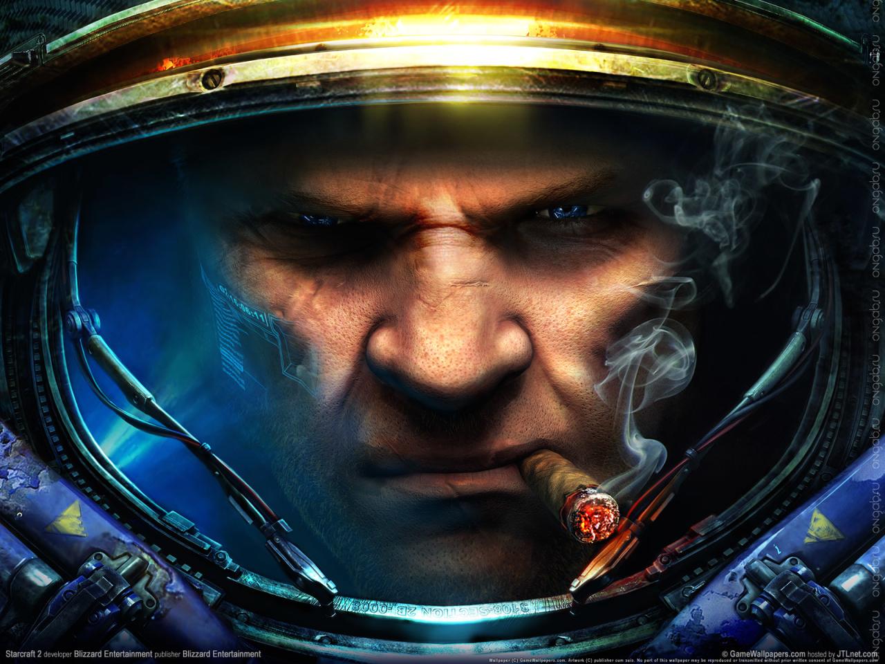 История серии: Starcraft