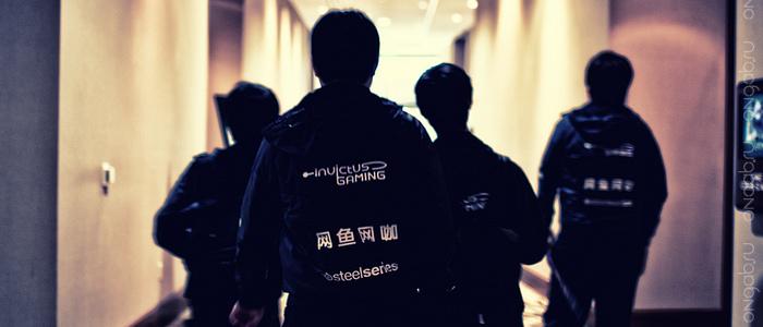 Invictus Gaming одолевают VG на Sina Cup 5
