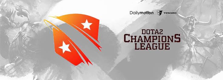 Natus Vincere становятся чемпионами второго сезона D2CL