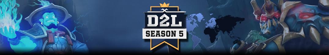 LAN-часть 5 сезона Dota 2 League начнётся завтра!
