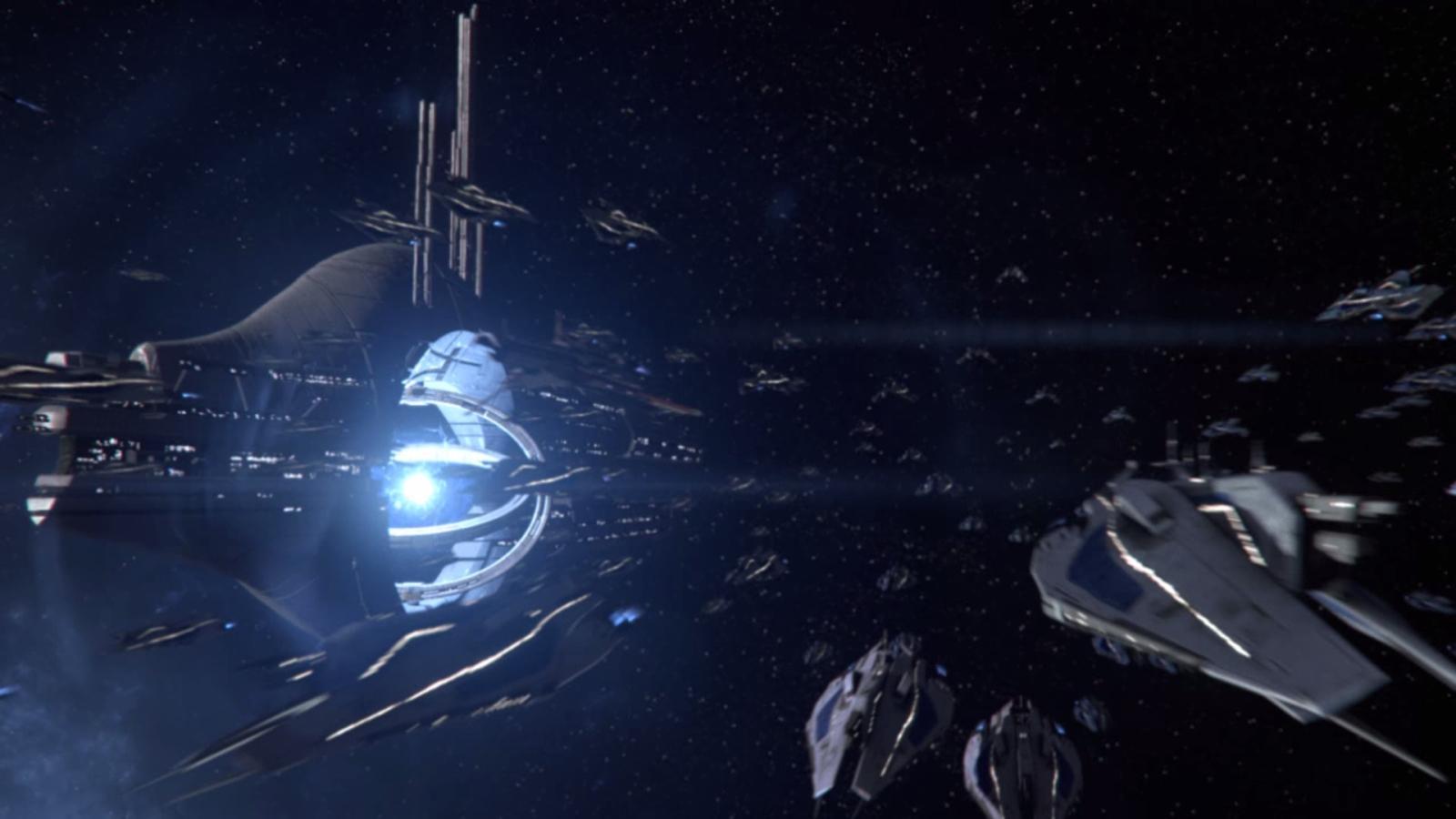 Думки по концовкам Mass Effect 3