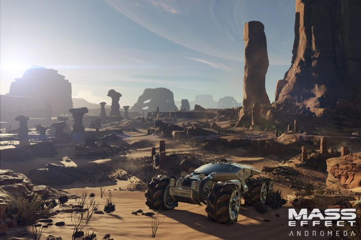 Mass Effect: Andromeda — Слухи. Утечка данных по игре