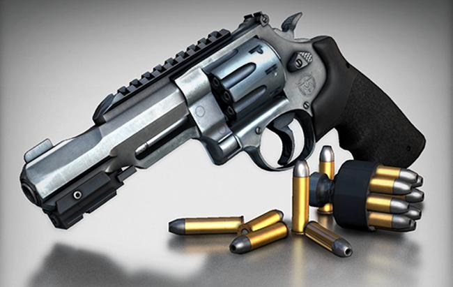 Зимнее обновление в CS:GO - R8 Revolver и другое