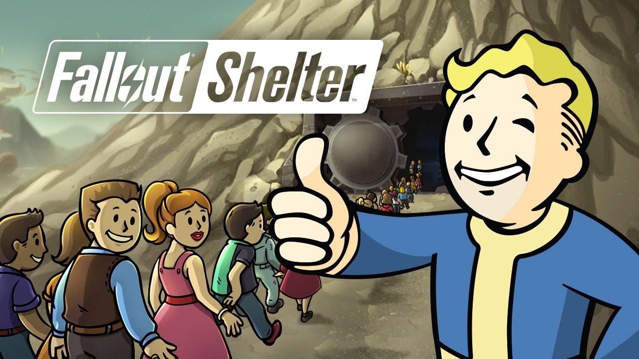 Fallout Shelter обновился до версии 1.3