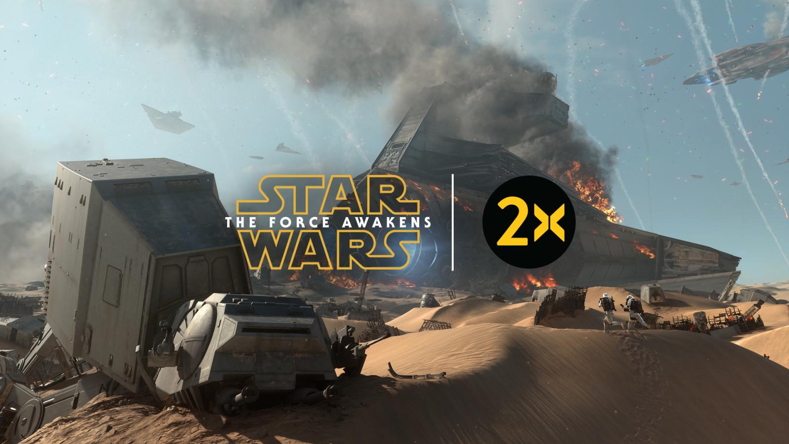 Star Wars Battlefront - Выходные двойных очков «Пробуждение Силы»