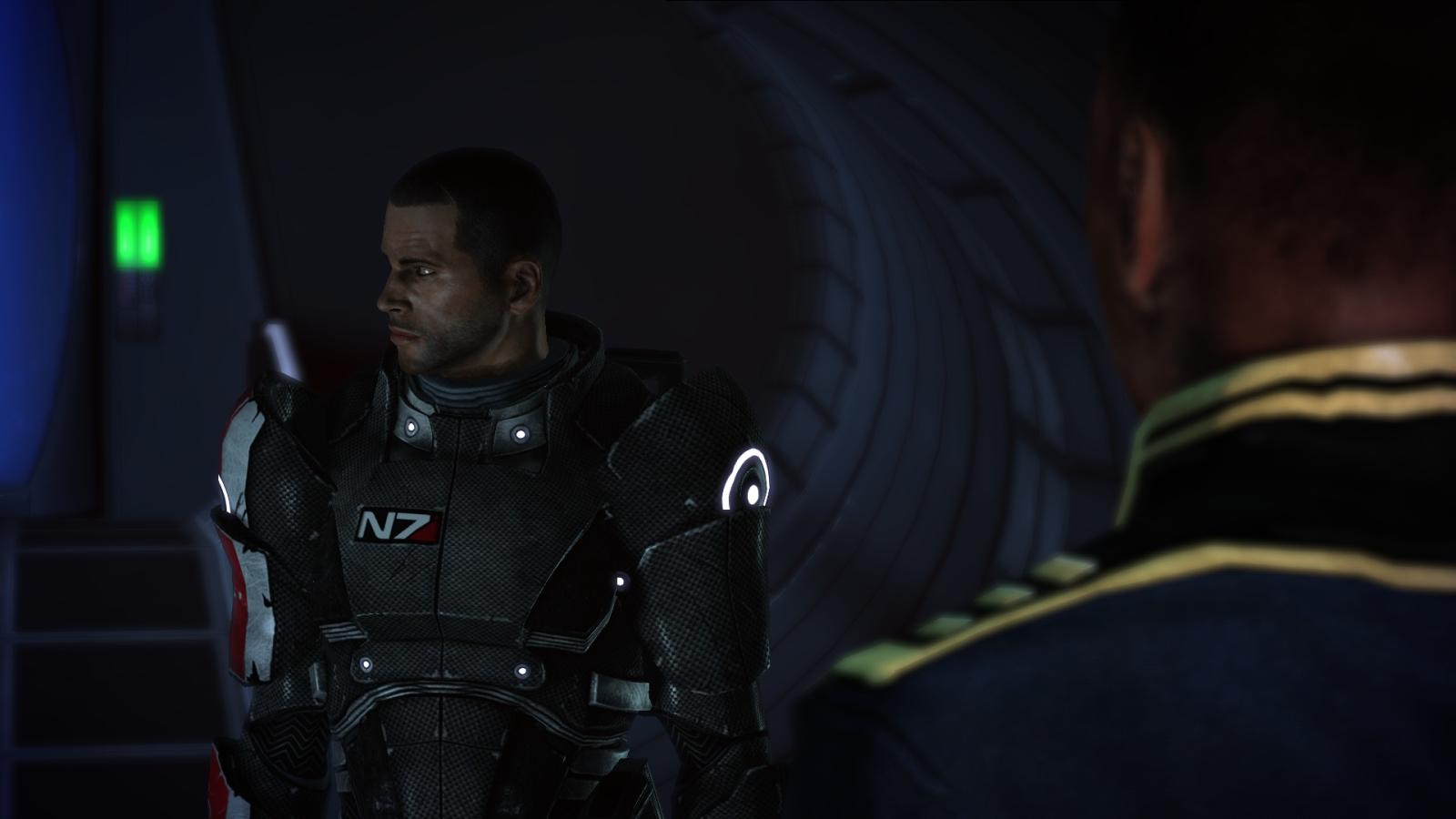 HD текстуры для Mass Effect