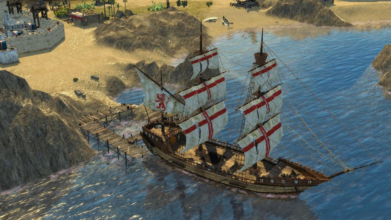 Stronghold Crusader 2 - получила сразу 2 DLC