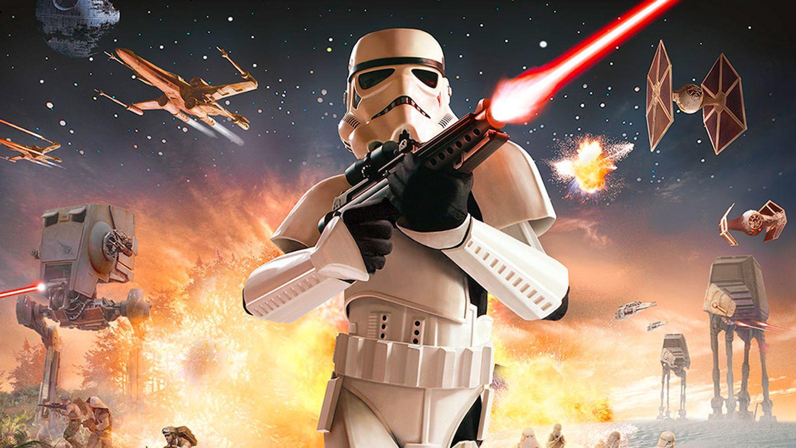 Star Wars Battlefront - фильм `Звездные Воины: Пробуждение Силы` не повлияет на игру