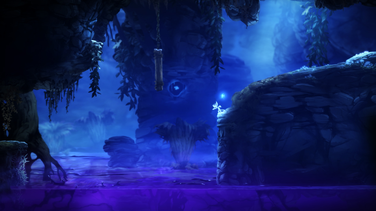 Ori & the Blind Forest Definitive Edition - выйдет в 2016 году