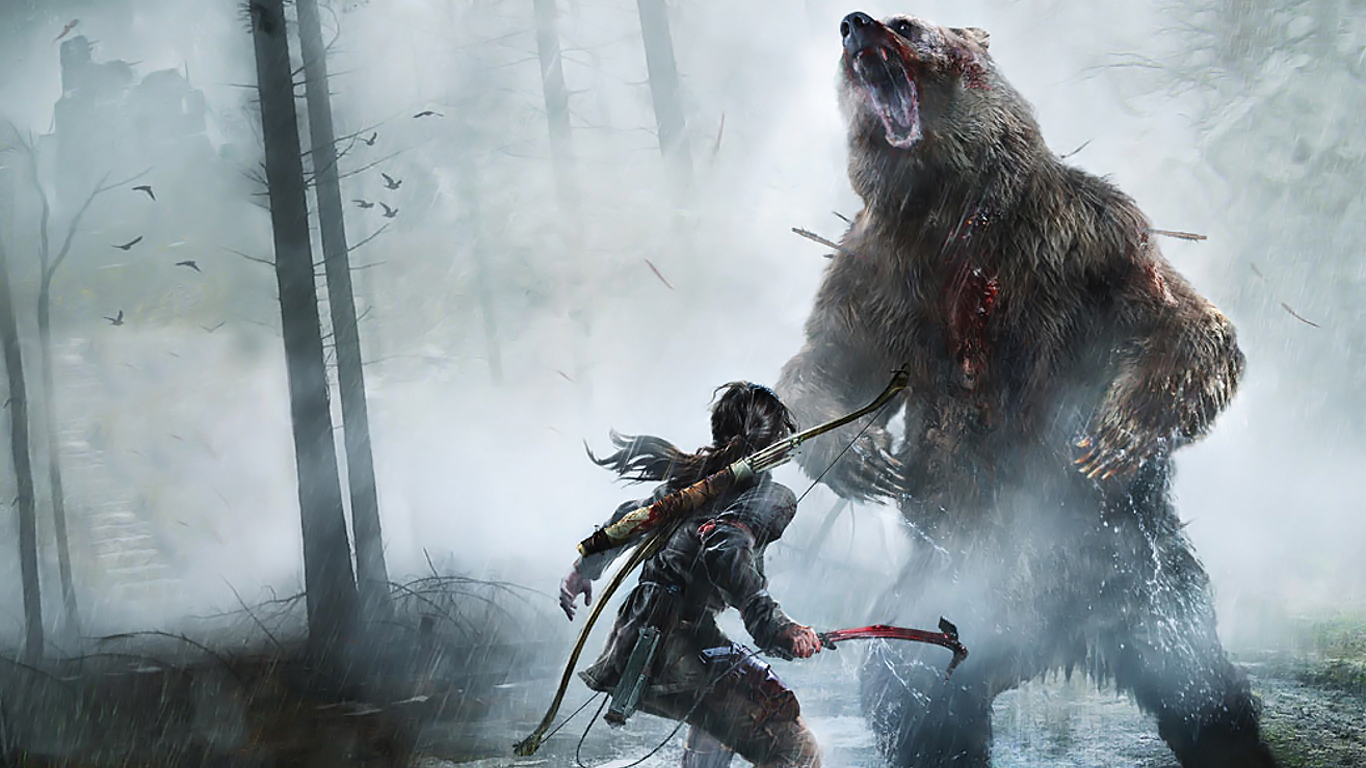 Rise of the Tomb Raider появилась в Steam
