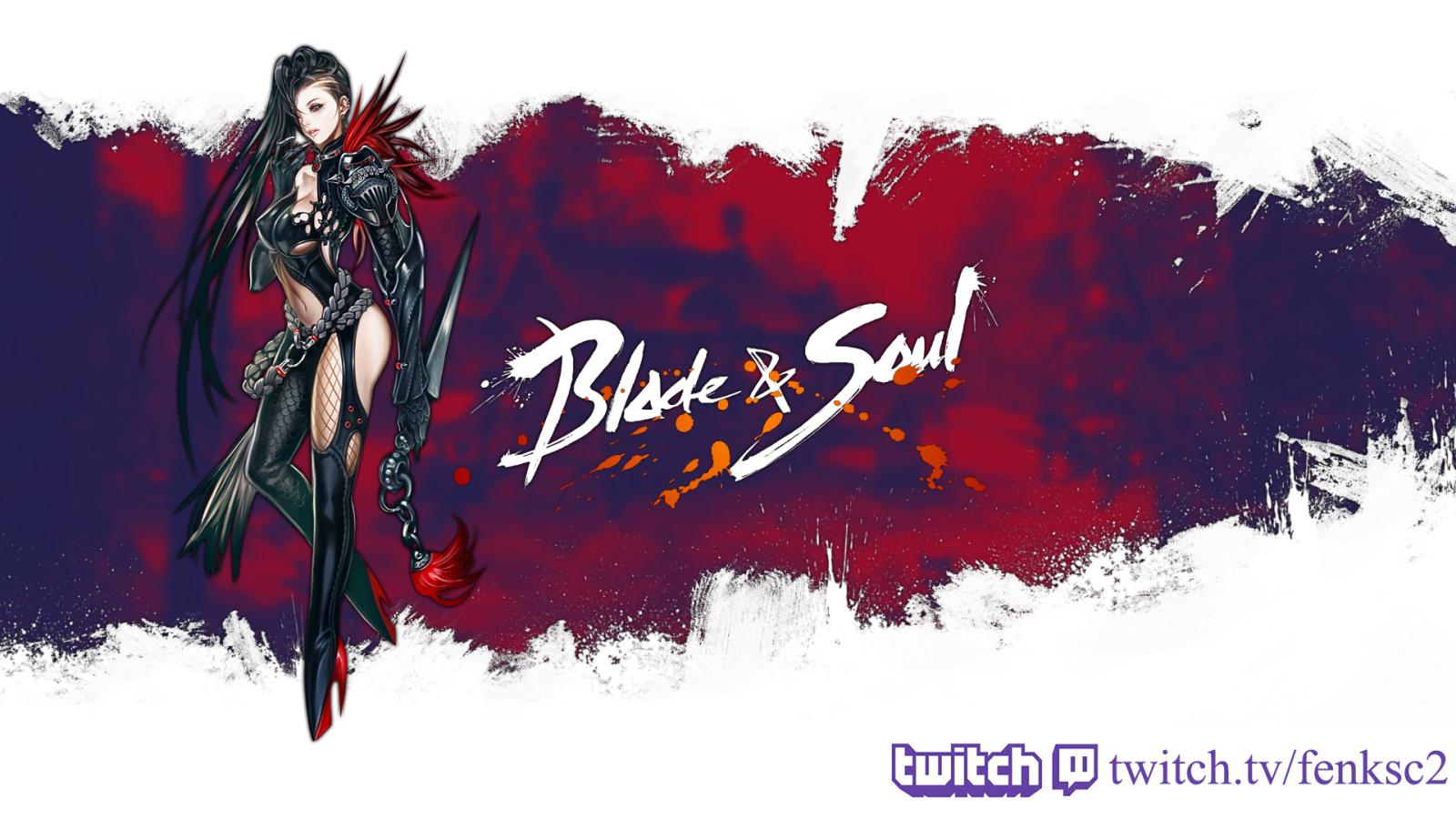 Blade & Soul - 1х1 ПвП Арена - Мастер тени vs Мастер тени