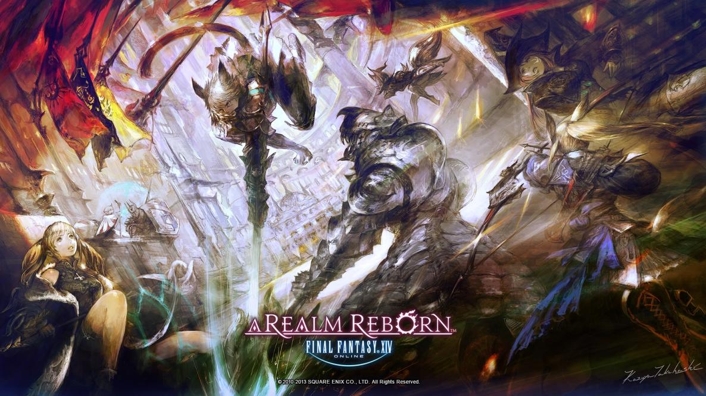 Final Fantasy XIV: A Realm Reborn - ивент Heavensturn